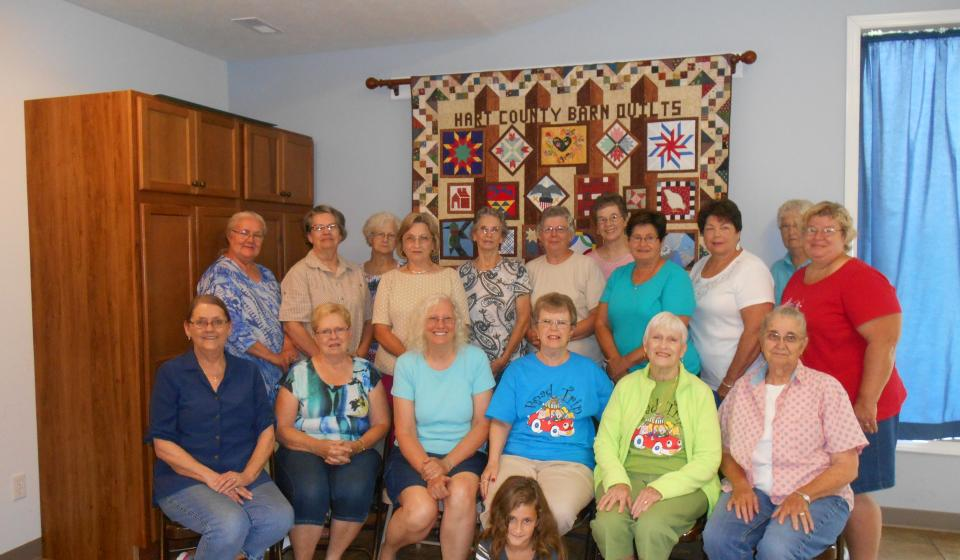 Hart County Homemakers Quilt Club
